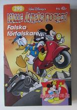 Kalle Ankas pocket 290 Falska förfalskare
