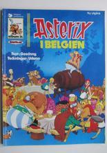 Asterix 24 Asterix i Belgien 2:a upplagan Vg+