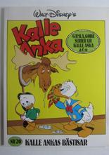 Kalle Ankas Bästisar 20 1984