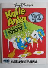 Kalle Ankas Bästisar 21 1985