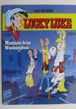 Lucky Luke 84 Mannen från Washington