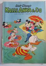 Kalle Anka 1962 30 ub