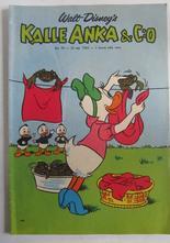 Kalle Anka 1962 39 Vg+