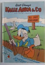 Kalle Anka 1962 41 Vg+