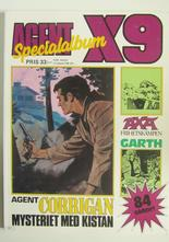 Agent X9 Julalbum 1987