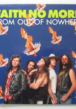 "Faith No more From Out of Nowhere 7"" singel"