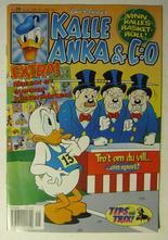 Kalle Anka & Co 1996 29 med bilaga