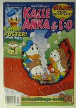Kalle Anka & Co 1996 30 med bilaga