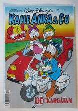 Kalle Anka & Co 1991 19 med bilaga