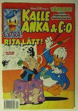 Kalle Anka & Co 1996 44 med bilaga