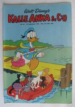 Kalle Anka 1966 39 Vg+
