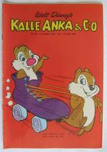 Kalle Anka 1966 40 Vg+