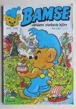Bamse 1978 09 Vg+