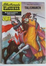 Illustrerade Klassiker 016 Talismanen 4:e uppl. Fn-