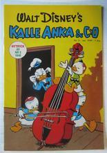 Kalle Anka & Co 1991 48 endast bilagan