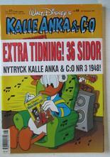 Kalle Anka & Co 1991 48 med bilaga