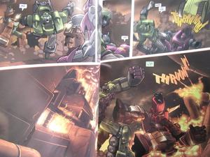 Transformers War Within Vol 2