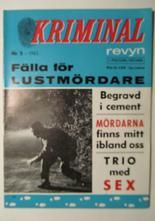 Kriminalrevyn 1963 05