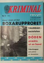 Kriminalrevyn 1963 09