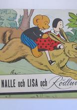 Nalle och Lisa 1948 och Rödluvan Fn