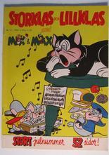 Storklas och Lillklas 1959 12 Vg+