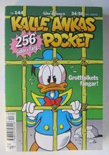 Kalle Ankas pocket 144 Grottfolkets fångar