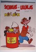 Storklas och Lillklas 1961 10 Vg