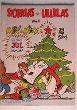 Storklas och Lillklas 1961 12 Vg+