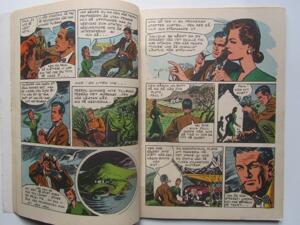 Detektiväventyr 1963 13 Paul Temple Vg+