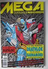 Mega Marvel 1993 01