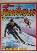 Fantomen julalbum 1992