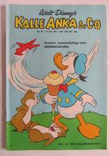 Kalle Anka 1967 28 Vg+