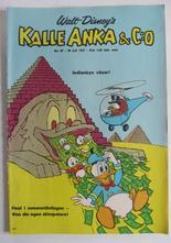 Kalle Anka 1967 29 Vg+