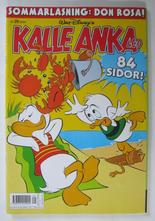 Kalle Anka & Co 2009 29 Don Rosa