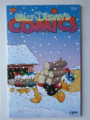 Walt Disney's Comics & Stories #690 Carl Barks m.fl.