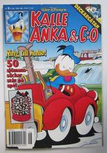 Kalle Anka & Co 1996 06 Don Rosa med bilaga