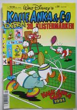 Kalle Anka & Co 1991 29 Don Rosa