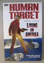 Human Target Vol 2 Living In Amerika