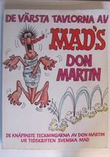 Don Martin De värsta tavlorna av Mad's Don Martin Vg+