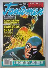 Fantomen 1992 14 med klistermärken