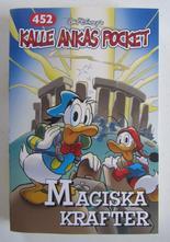 Kalle Ankas pocket 452 Magiska krafter
