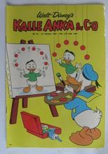 Kalle Anka 1966 41 Vg+