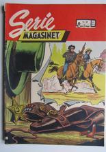 Seriemagasinet 1957 21 Vg+