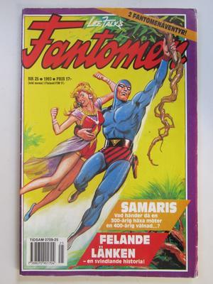 Fantomen 1993 25
