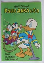 Kalle Anka 1966 43 Vg+