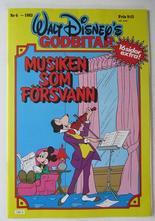 Walt Disney's Godbitar 1983 06 Musiken som försvann