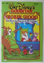Walt Disney's Godbitar 1983 07 Robin Hood