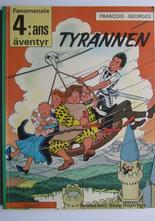 Fenomenala 4:ans äventyr 07 Tyrannen
