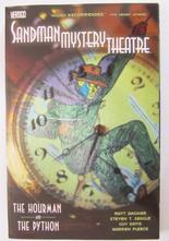 Sandman Mystery Theatre 06 The Hourman and The Python