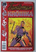 Fantomen Krönika Nr 39